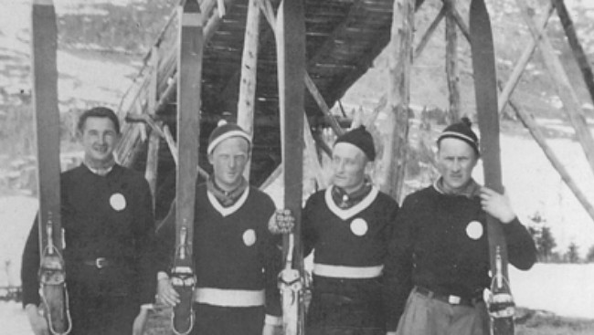 Blombakken 1946