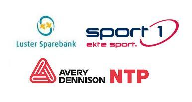 Luster Sparebank, Sport1 Sportsbui, Avery Dennison NTP
